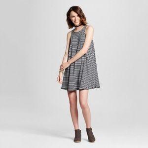 Mossimo🌵Olive Striped Tank Dress | XS